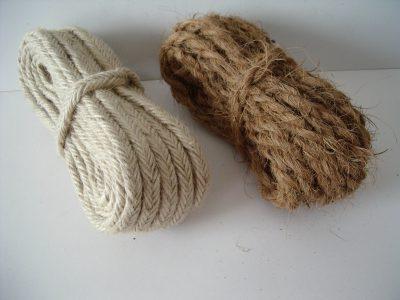 Jute braids / coir roping