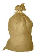 Jute bags 80 x 50 cm
