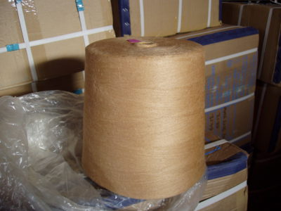 Jute yarn TEX from 95 to 8600