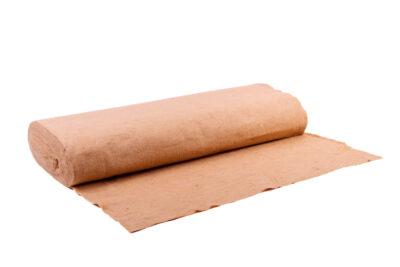 Jute nonwoven rolls
