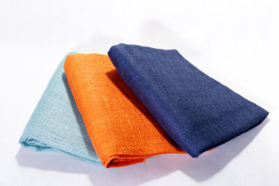 Jute fabrics – Dyed sheets